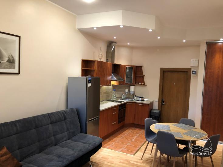 Dwa pokoje Mieszkanie do wynajęcia w Juodkrante - 3