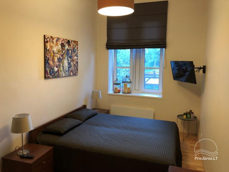 Dwa pokoje Mieszkanie do wynajęcia w Juodkrante - 4