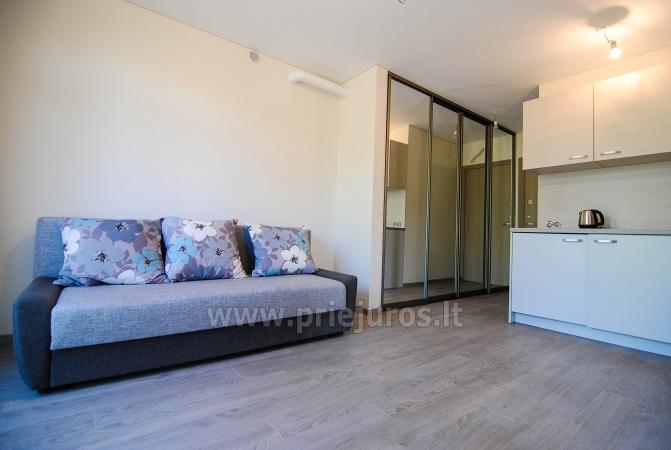 Apartamenty Jolity w Połądze (w Kunigiszkach) 250 metrów od morza - 4