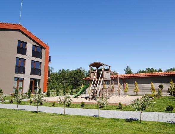 Apartamenty Jolity w Połądze (w Kunigiszkach) 250 metrów od morza - 2