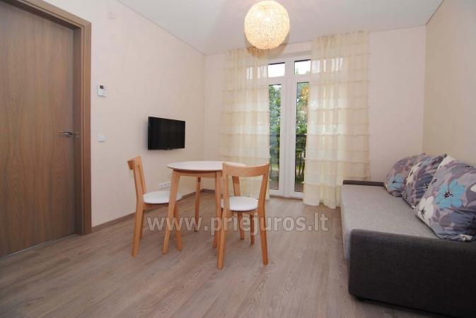 Apartamenty Jolity w Połądze (w Kunigiszkach) 250 metrów od morza - 3