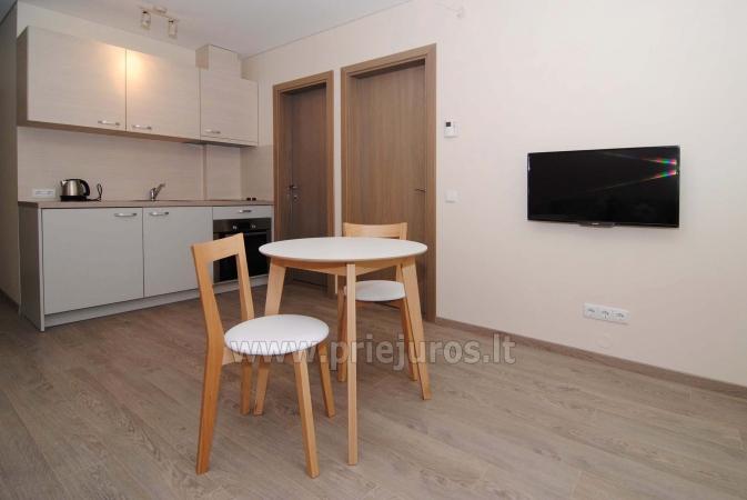 Apartamenty Jolity w Połądze (w Kunigiszkach) 250 metrów od morza - 5