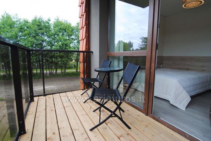 Apartamenty Jolity w Połądze (w Kunigiszkach) 250 metrów od morza - 9