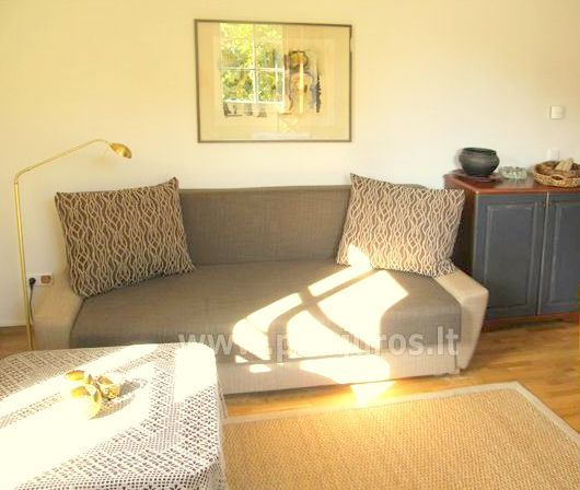 Hostel, pokoje, apartamenty do wynajęcia w Preila.Terrace z widokiem na lagunę! - 6
