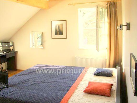 Hostel, pokoje, apartamenty do wynajęcia w Preila.Terrace z widokiem na lagunę! - 7