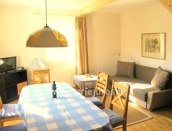 Hostel, pokoje, apartamenty do wynajęcia w Preila.Terrace z widokiem na lagunę! - 8