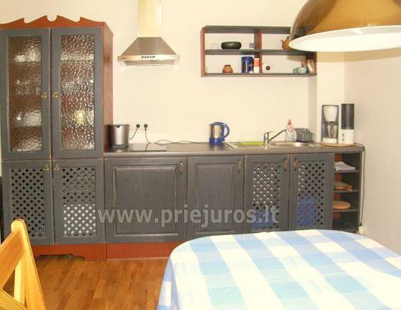 Hostel, pokoje, apartamenty do wynajęcia w Preila.Terrace z widokiem na lagunę! - 9