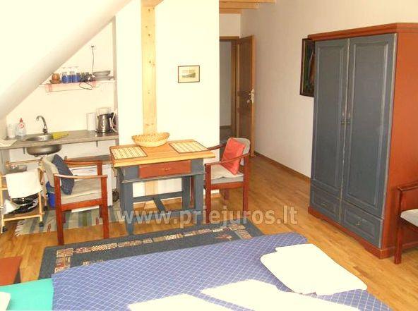 Hostel, pokoje, apartamenty do wynajęcia w Preila.Terrace z widokiem na lagunę! - 10