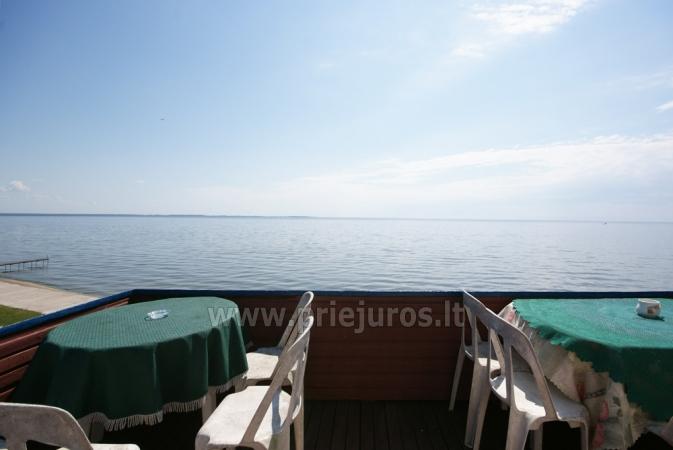 Hostel, pokoje, apartamenty do wynajęcia w Preila.Terrace z widokiem na lagunę! - 4