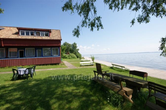 Hostel, pokoje, apartamenty do wynajęcia w Preila.Terrace z widokiem na lagunę! - 3