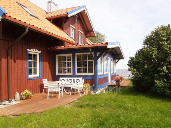 Hostel, pokoje, apartamenty do wynajęcia w Preila.Terrace z widokiem na lagunę! - 5