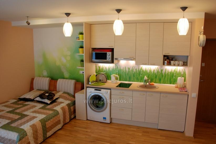 Mieszkania do wynajęcia w Sventoji, w ulicy Mokyklos - 2