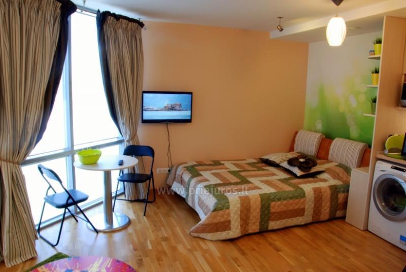 Mieszkania do wynajęcia w Sventoji, w ulicy Mokyklos