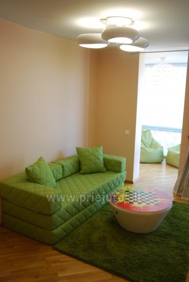 Mieszkania do wynajęcia w Sventoji, w ulicy Mokyklos - 9