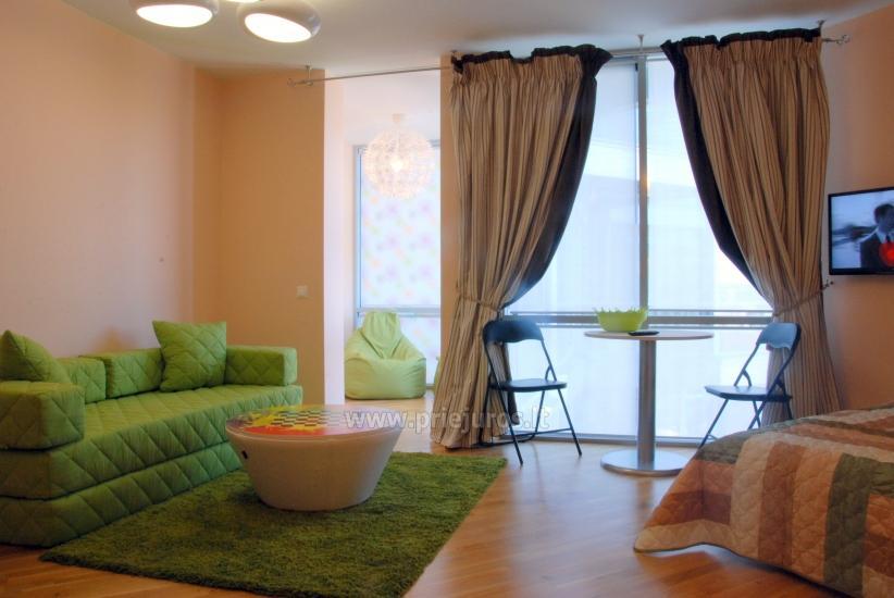 Mieszkania do wynajęcia w Sventoji, w ulicy Mokyklos - 8