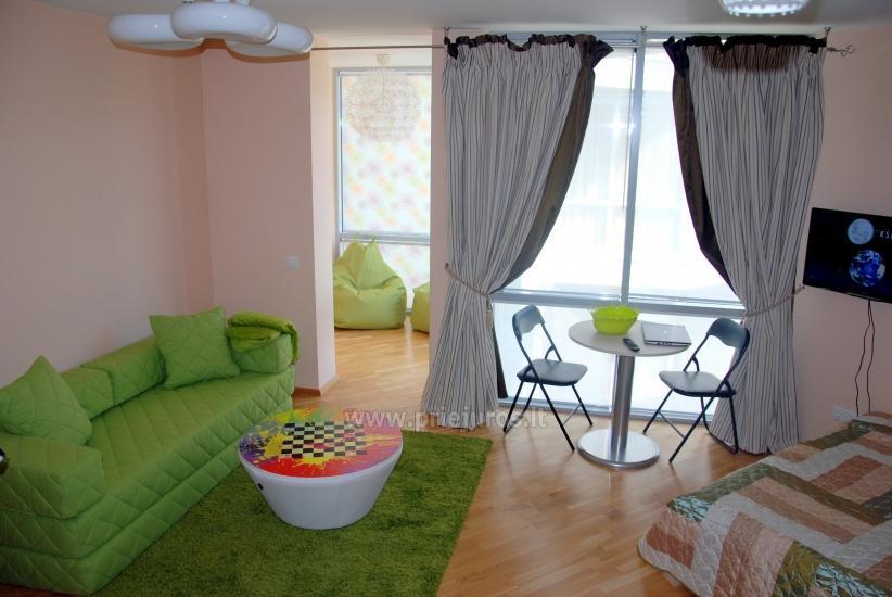 Mieszkania do wynajęcia w Sventoji, w ulicy Mokyklos - 6