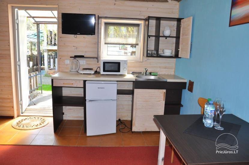 Nowe domki letniskowe Juros nendre w Sventoji - 20