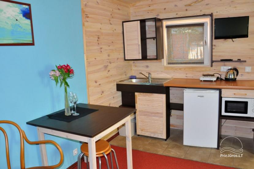 Nowe domki letniskowe Juros nendre w Sventoji - 28