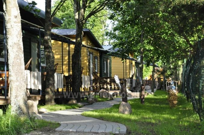 Nowe domki letniskowe Juros nendre w Sventoji - 2