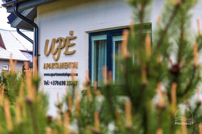 Apartamenty UPE w Sventoji