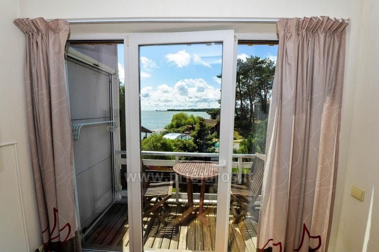 Nowoczesne dwa pokoje apartamentz tarasem, widok na lagunę - 9