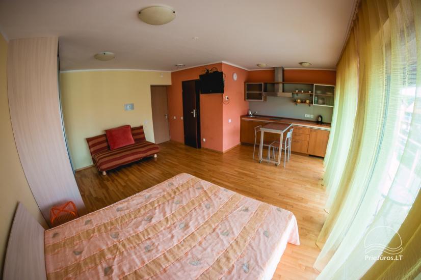Jedno i dwu pokojowe apartamenty do wynajęcia w centrum Nidy - 3