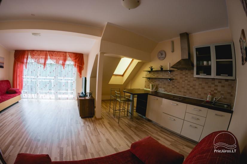 Jedno i dwu pokojowe apartamenty do wynajęcia w centrum Nidy - 4
