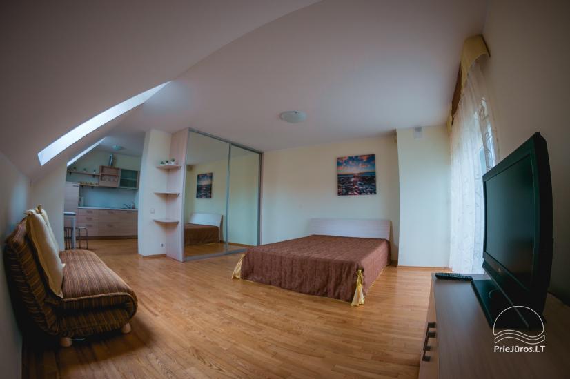 Jedno i dwu pokojowe apartamenty do wynajęcia w centrum Nidy - 5