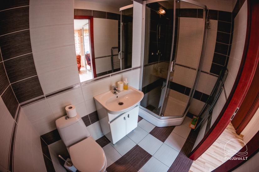 Jedno i dwu pokojowe apartamenty do wynajęcia w centrum Nidy - 10