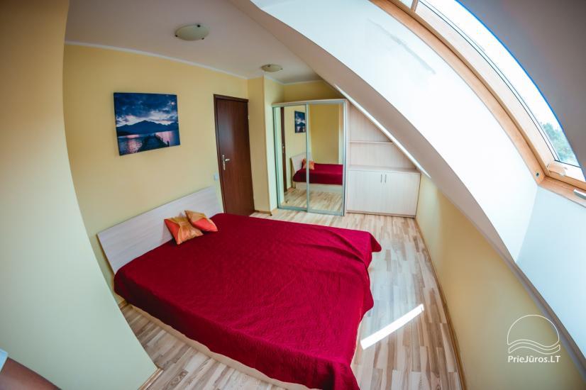 Jedno i dwu pokojowe apartamenty do wynajęcia w centrum Nidy - 1