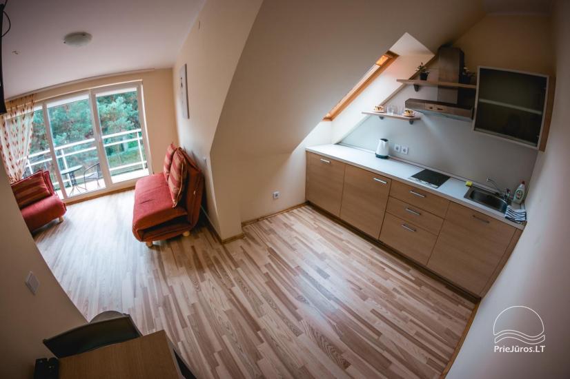Jedno i dwu pokojowe apartamenty do wynajęcia w centrum Nidy - 2