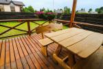 Nowe, przytulne domki i pensjonat w centrum Sventoji - 6