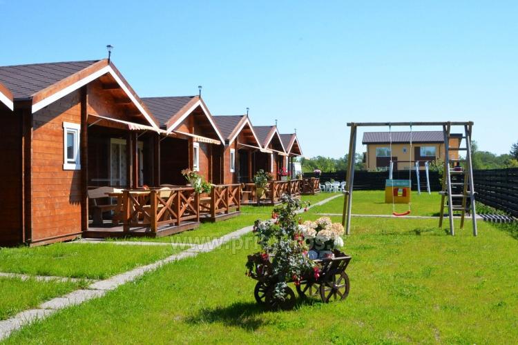 Nowe, przytulne domki i pensjonat w centrum Sventoji - 3