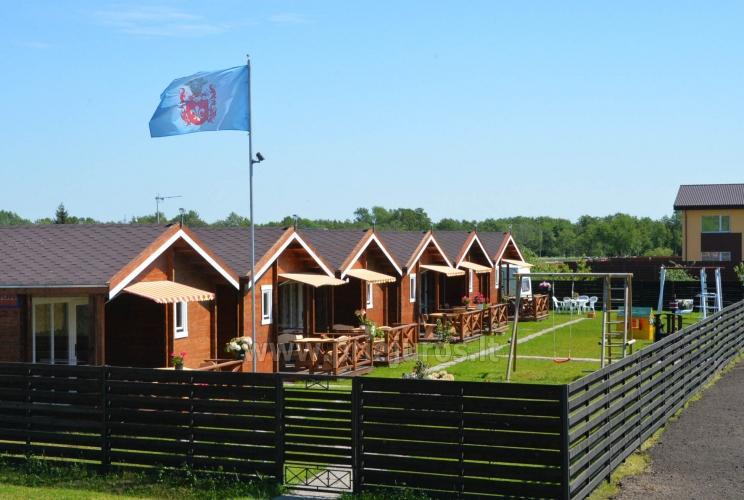 Nowe, przytulne domki i pensjonat w centrum Sventoji - 2