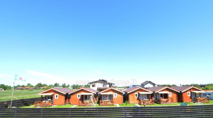 Nowe, przytulne domki i pensjonat w centrum Sventoji - 4