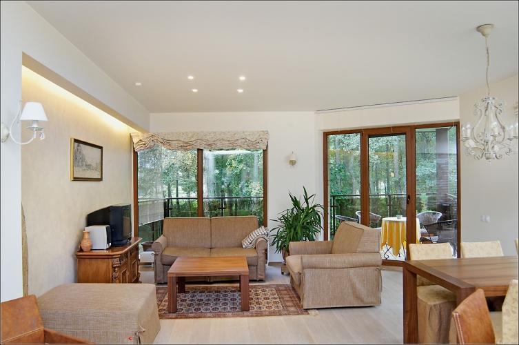 Stylowy, przestronny, 2-pokojowy apartament Inga z kominkiem i 14 m² tarasem - 2