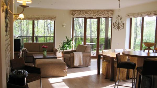 Stylowy, przestronny, 2-pokojowy apartament Inga z kominkiem i 14 m² tarasem