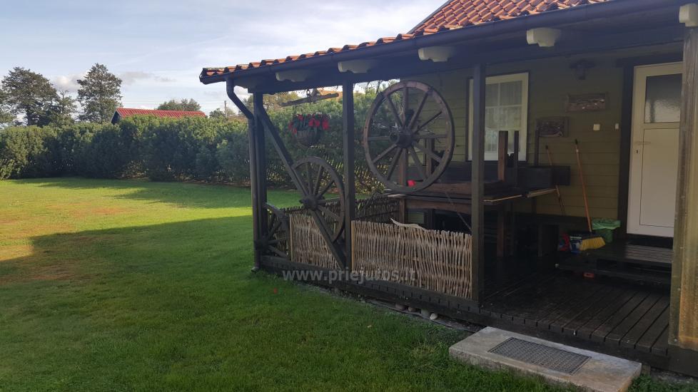Mini Camping, dwupokojowy dom wakacyjny, dom mobilny dom - 1