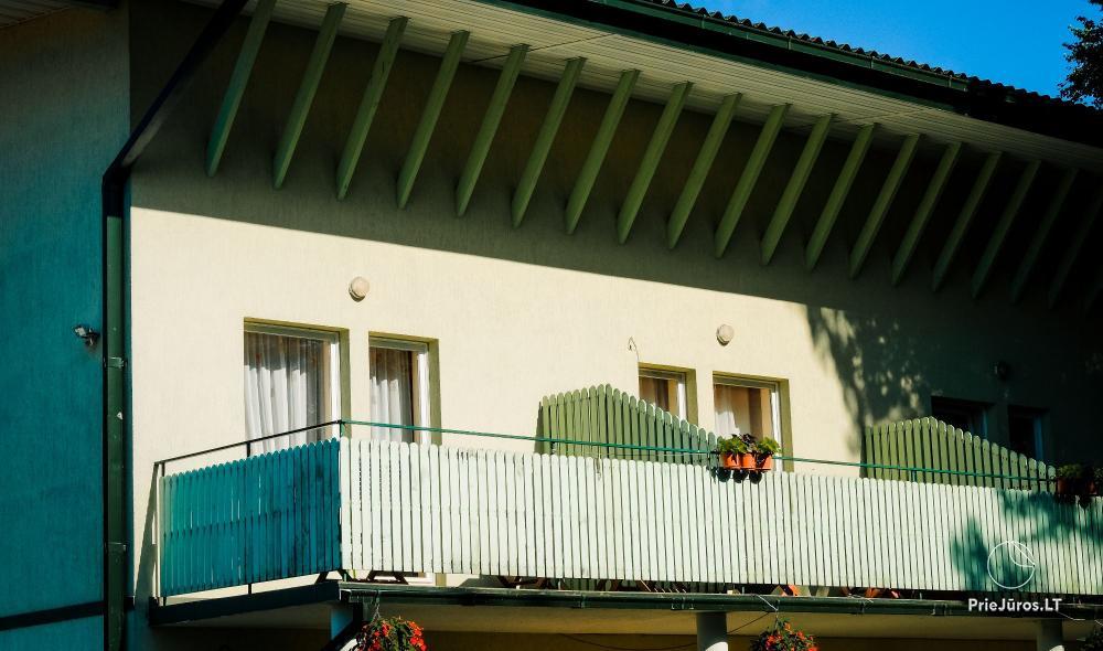 Wakacje w w Šventoji Žibintas - apartamenty i domki letniskowe - 3
