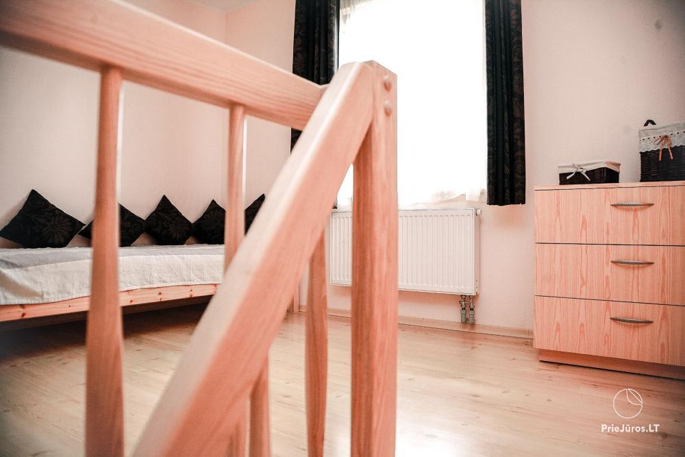 Wakacje w w Šventoji Žibintas - apartamenty i domki letniskowe - 7