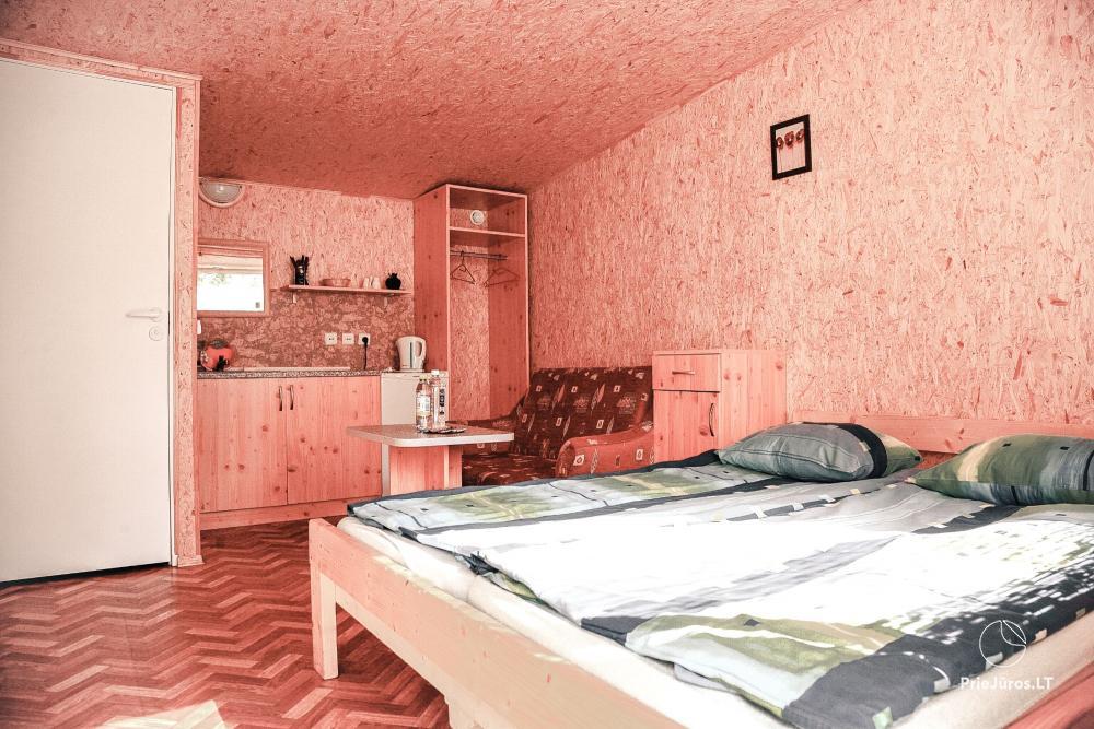 Wakacje w w Šventoji Žibintas - apartamenty i domki letniskowe - 16