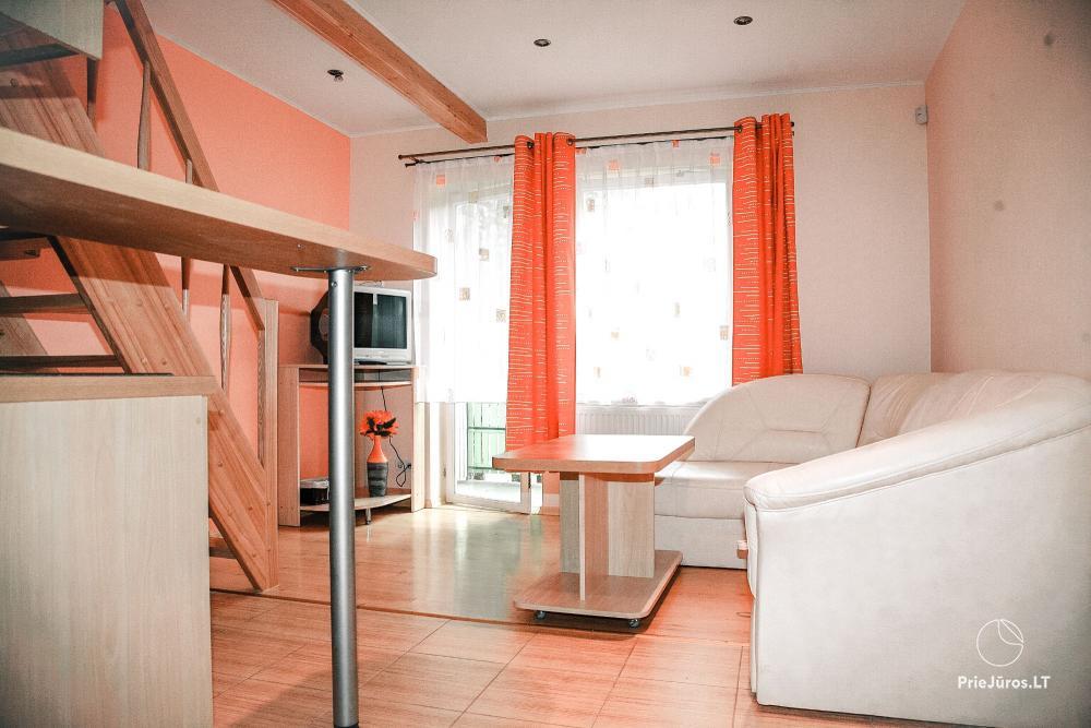 Wakacje w w Šventoji Žibintas - apartamenty i domki letniskowe - 6