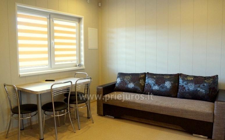 Aringa rezydencji. Apartamenty i domy wakacyjne do wynajęcia w Sventoji - 8