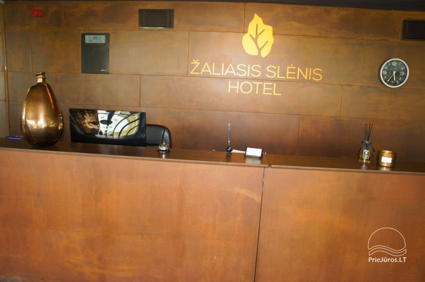 Hotel Zaliasis slenis - 6