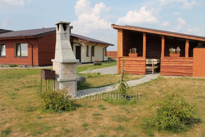 Romantycznie urządzone apartamenty w Kłajpedzie z sauną, jacuzzi - 1