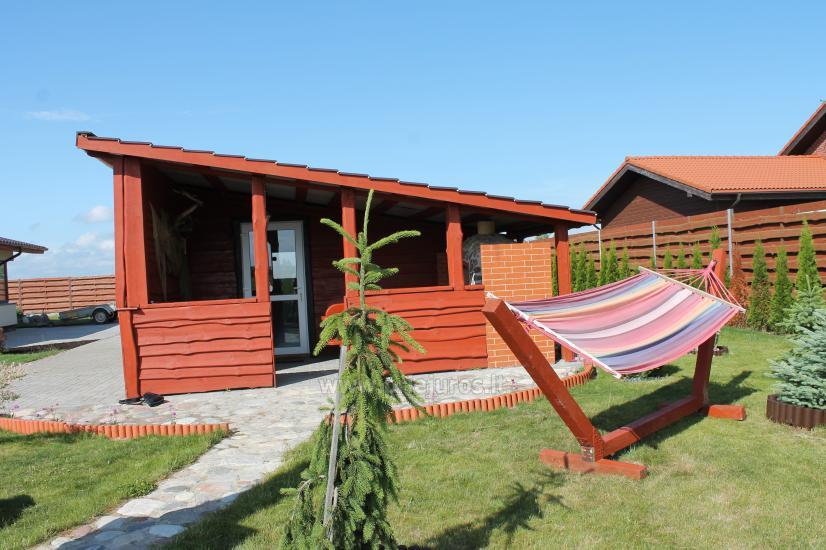Romantycznie urządzone apartamenty w Kłajpedzie z sauną, jacuzzi - 2