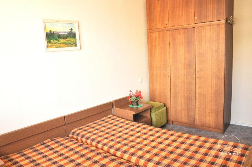 Apartamenty z dwoma sypialniami w Nidzie. Parking za darmo. - 4