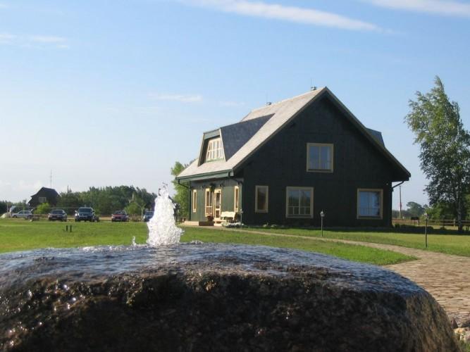 Pukarags - Recreation Centre in Pape, Lotwa.  50 metrów od plaży!