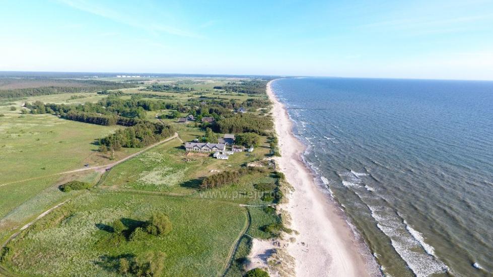 Domki w pobliżu Sventoji 50 metrów od plaży nad Bałtykiem! - 2