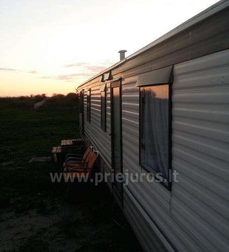 Domki w pobliżu Sventoji 50 metrów od plaży nad Bałtykiem! - 11